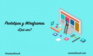 prototipos y wireframes